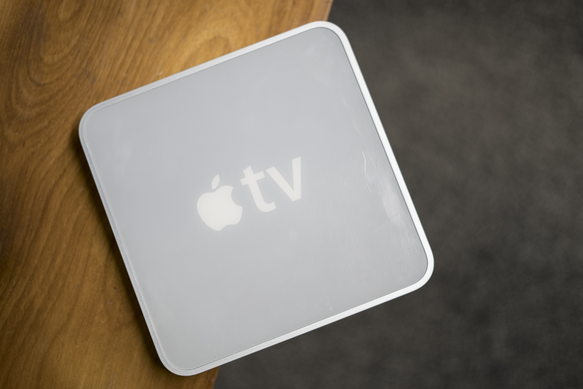 photo image The Original Apple TV: Ushering in a New Era of Entertainment