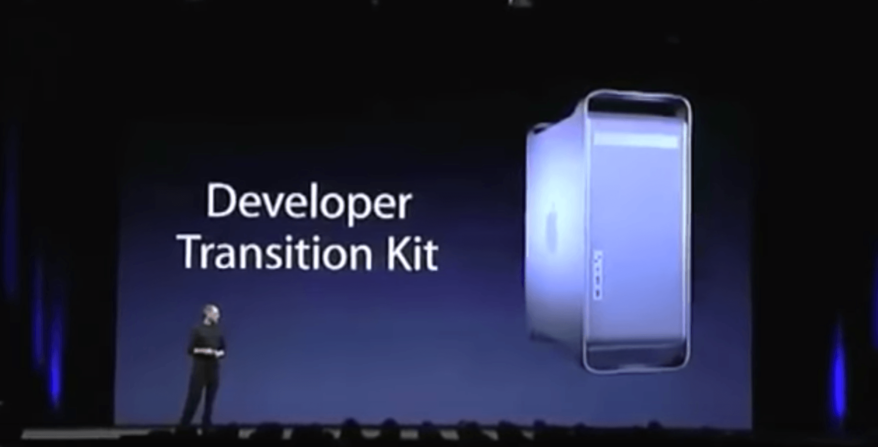 """This Is Not a Product"": The Apple Developer Transition Kit"