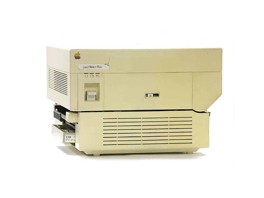 The LaserWriter Pro