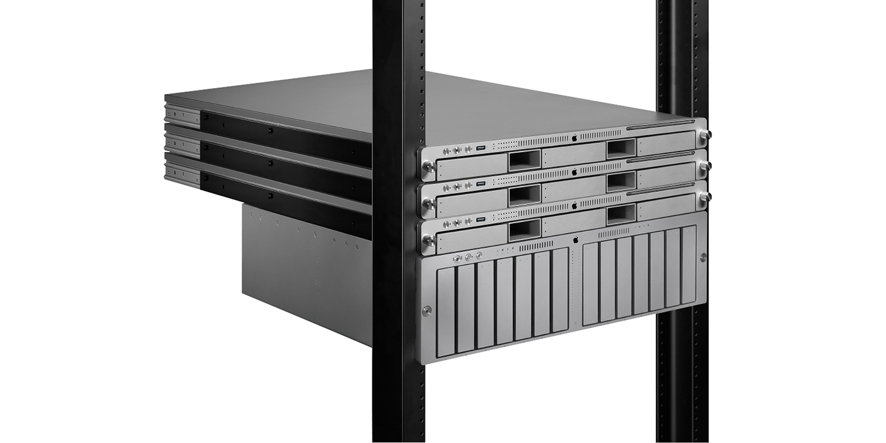 A History of the Xserve: Apple's One Rack Wonder